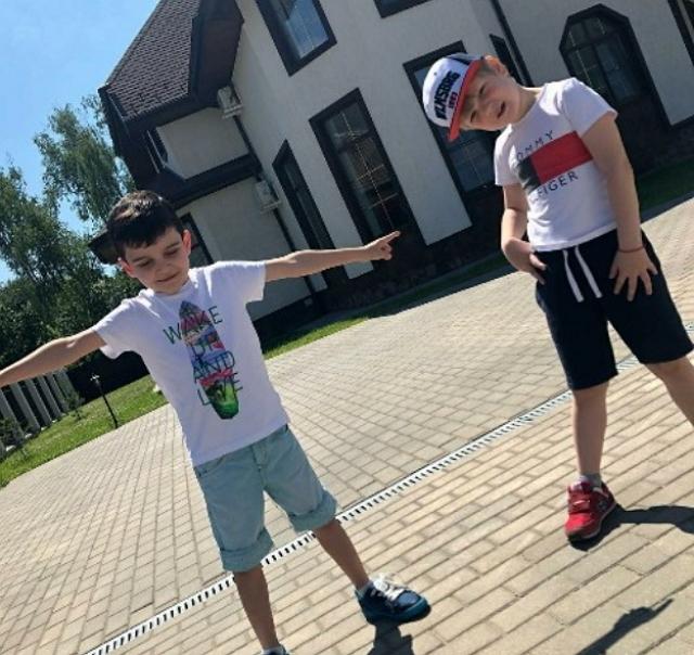 Фото детей участников Дома-2 (18.06.2018)