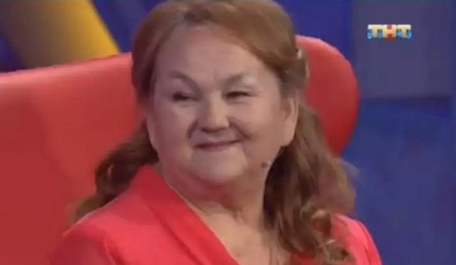 Мнение: Ольга Васильевна не прошла кастинг на Остров Любви?