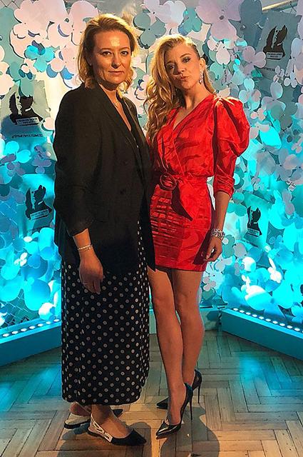 Маша Федорова и Натали Дормер
