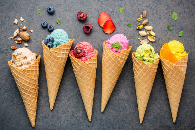 10 фактов о мороженом