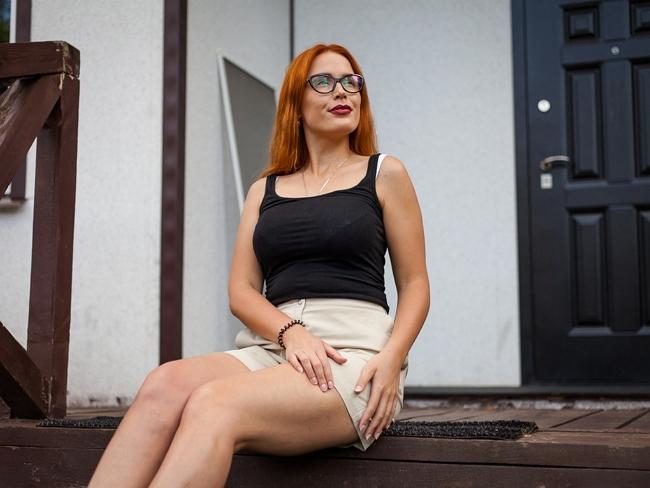 Оксана Ряска мечтает стать героиней «Перезагрузки»