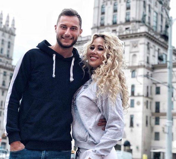 Андрею Денисову и Маше Кохно пришлось расстаться
