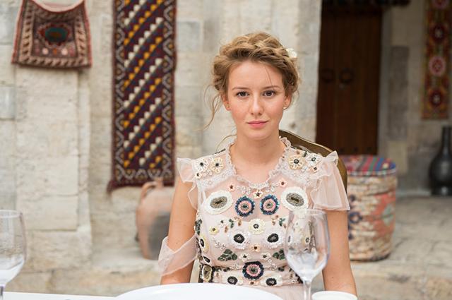 Ирина Старшенбаум. Кадр из фильма