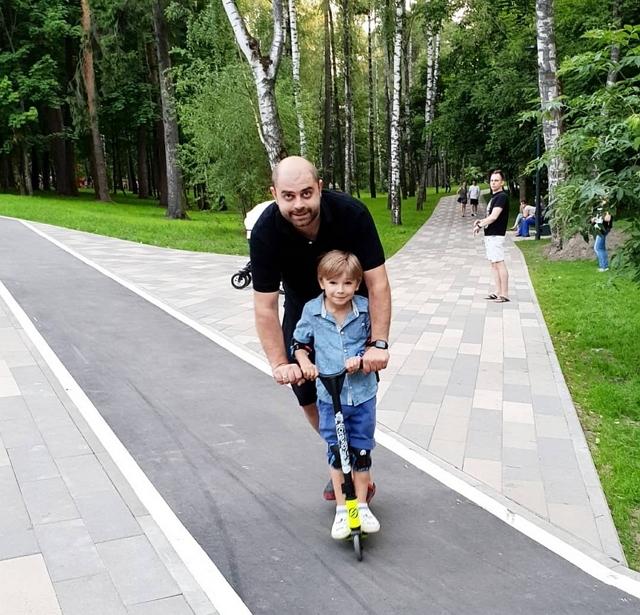 Фото детей участников Дома-2 (30.06.2018)