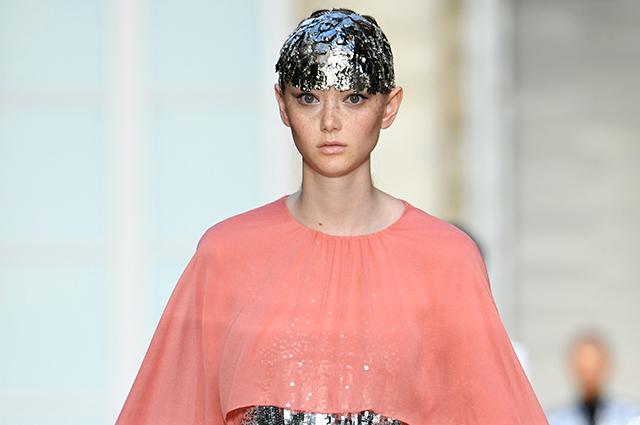 Неделя высокой моды в Париже: показ Givenchy сезона осень-зима 2018/2019