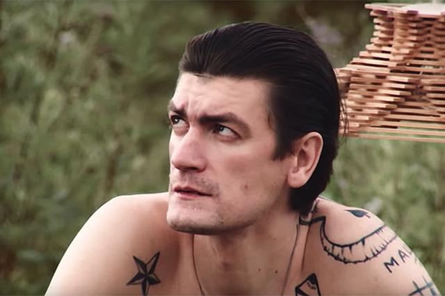 Александр Гудков в клипе