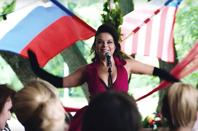 Наташа Королева в клипе