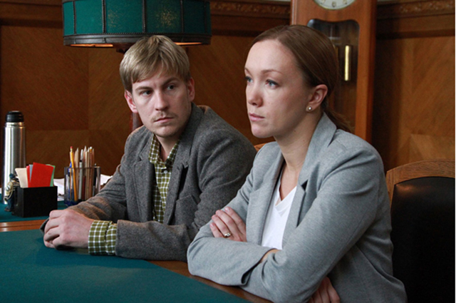 Никита Тезин и Дарья Мороз. Кадр из сериала