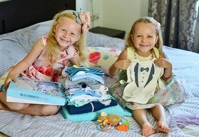 Фото детей участников Дома-2 (6.08.2018)