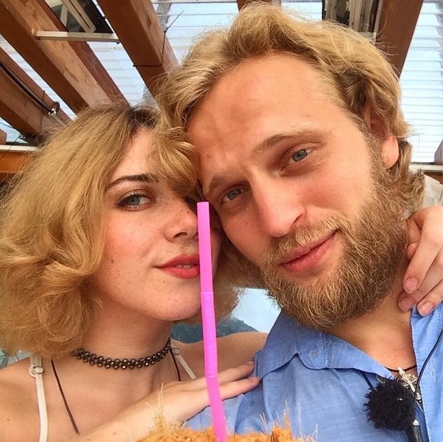 Вальтер Соломенцев сцепился с новым парнем Олеси Лисовской