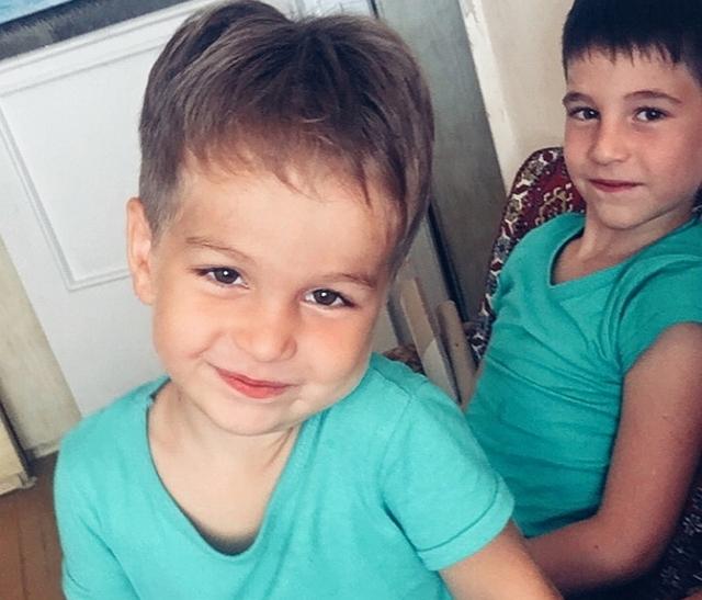 Фото детей участников Дома-2 (10.08.2018)