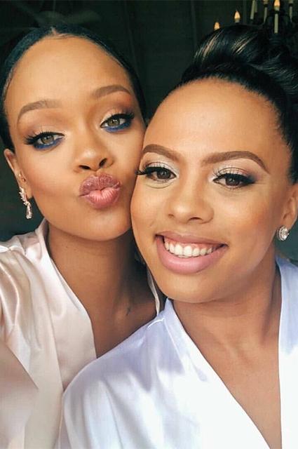 Рианна и Сонита