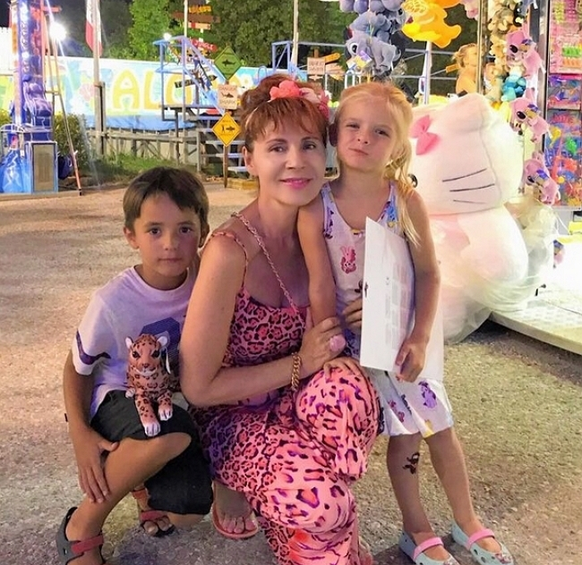 Фото детей участников Дома-2 (22.08.2018)