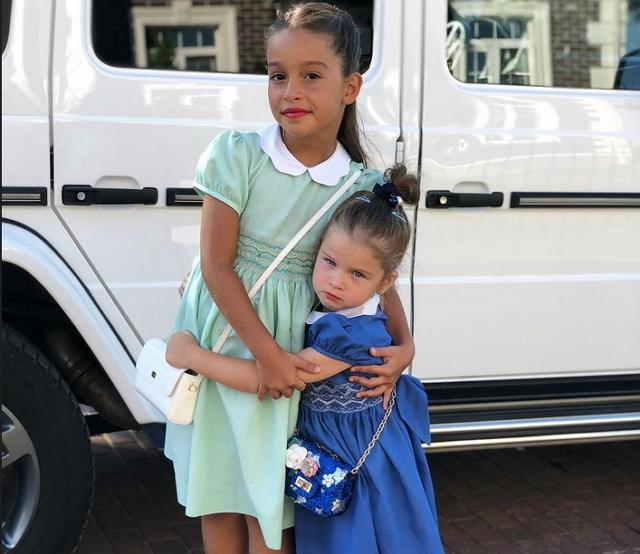 Фото детей участников Дома-2 (26.08.2018)