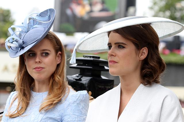 Принцесса Беатрис и принцесса Евгения рассказали, что критика доводила их до слез