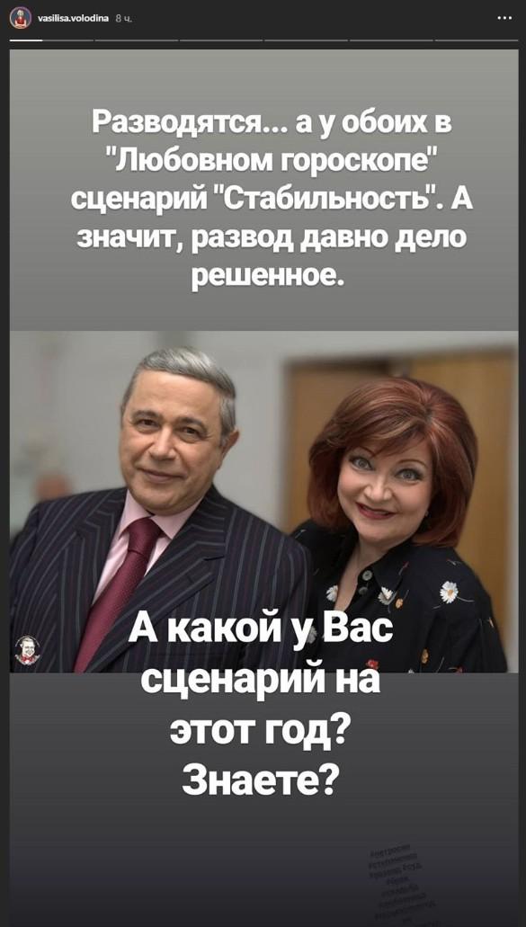 Фото: instagram.com/vasilisa.volodina