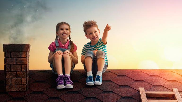 дети-на-крыше