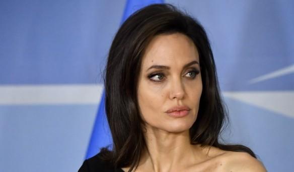 Анджелина Джоли. Фото: GLOBAL LOOK press/Dirk Waem