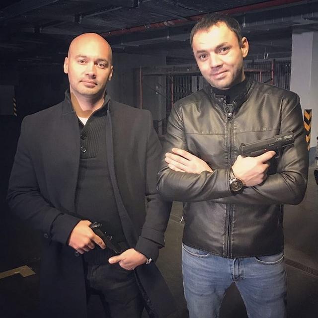 Кто помог Андрею Черкасову добиться таких успехов в жизни?