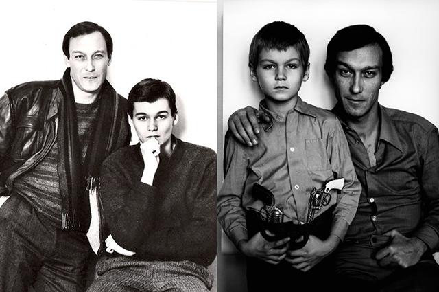 Олег и Филипп Янковский