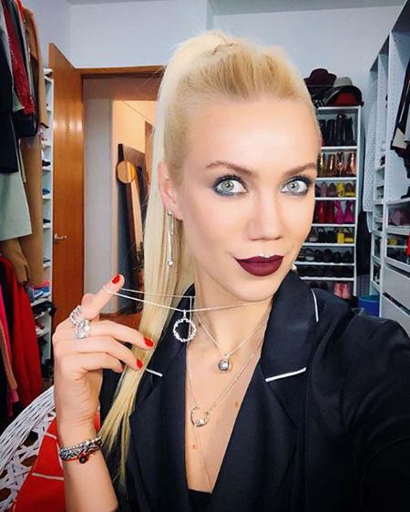 Полина Киценко и Оксана Лаврентьева