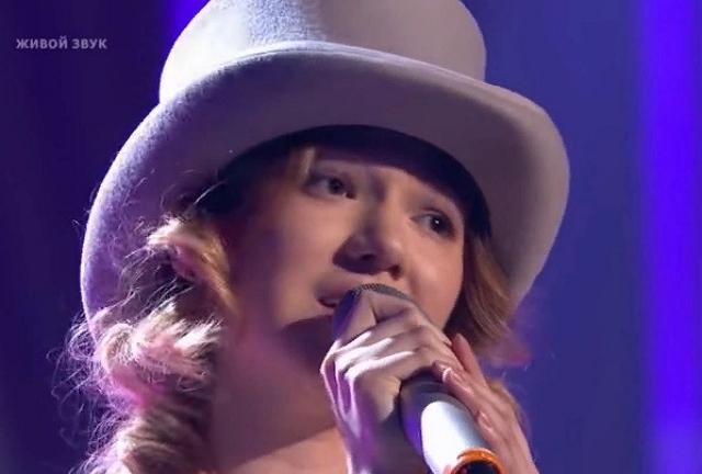 Ольга Бузова: Счастье слышать свою песню в «Голосе»