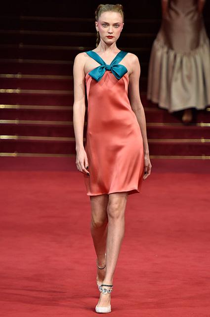 Показ Alexis Mabille Haute Couture сезона весна-2018