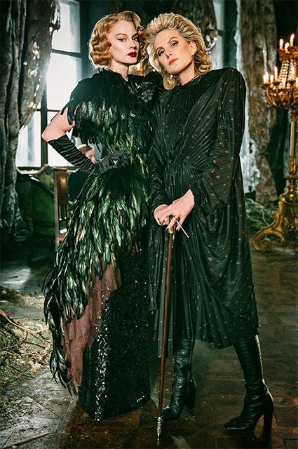 Светлана Ходченкова и Рената Литвинова