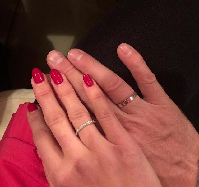 Татьяна Кирилюк стала законной женой