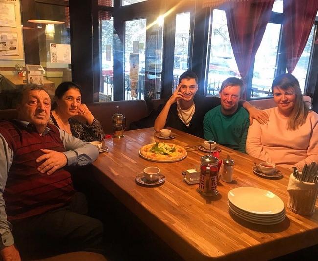 Александра Черно: Наша встреча состоялась