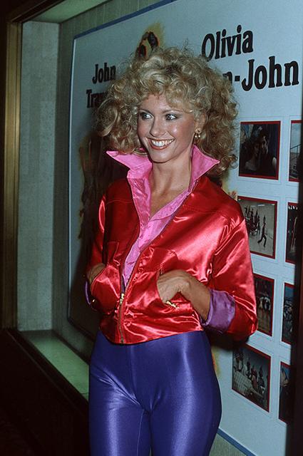 Оливия Ньютон-Джон, в 1978 году
