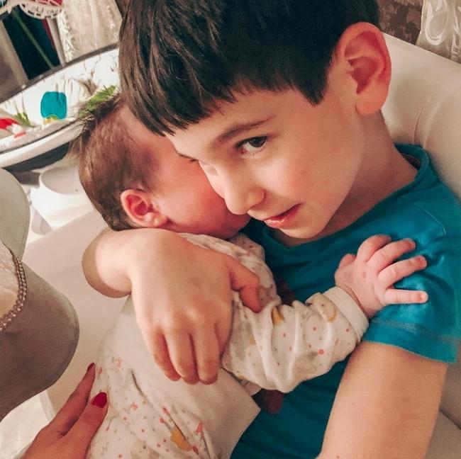 Фото детей участников Дома-2 (26.01.2019)
