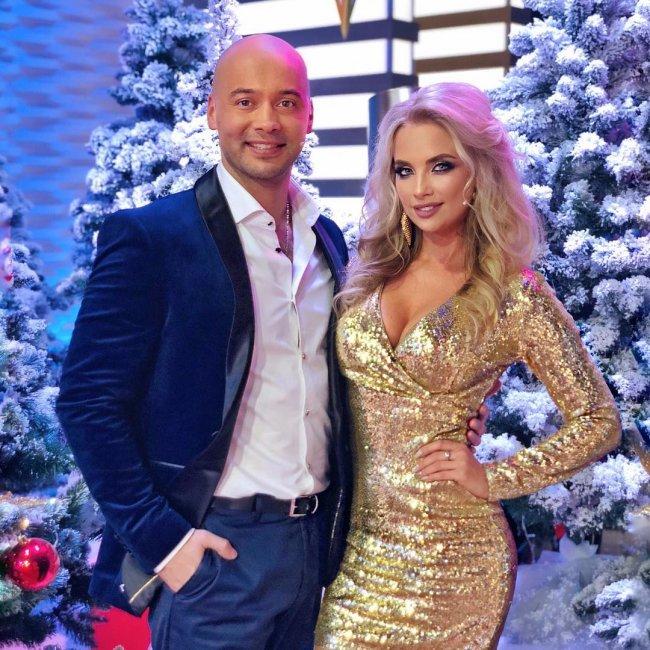 Андрей Черкасов встречал Новый год очень мило и по-домашнему