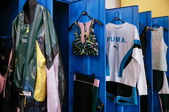 Коллекция Puma
