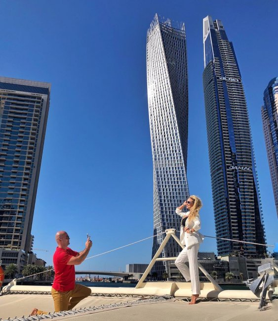 Андрей Черкасов в восторге от  привычек арабских женщин