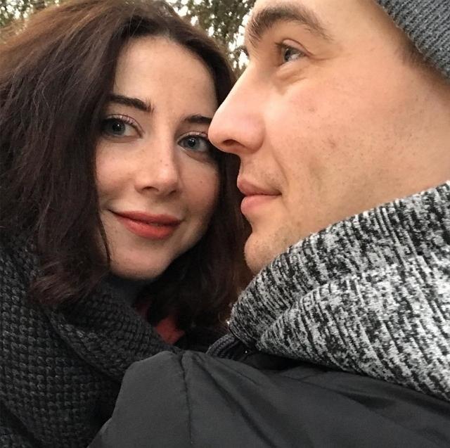 Олеся Лисовская обрела счастье с любимым мужем