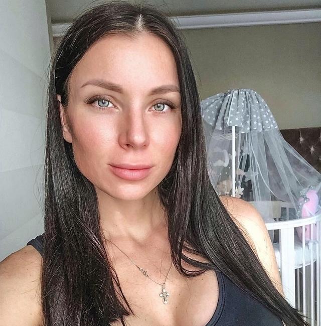 Алеся Клочко: Ритуал прошёл у меня дома