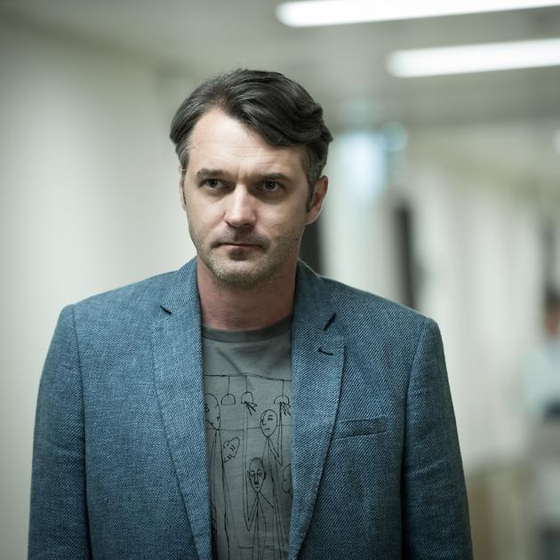Павел Трубинер в сериале