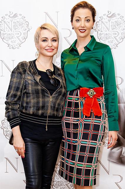 Катя Лель и Наталья Ротенберг