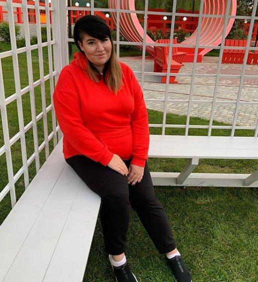 Александра Черно просит не винить ее в увольнении сотрудницы центра, где она рожала