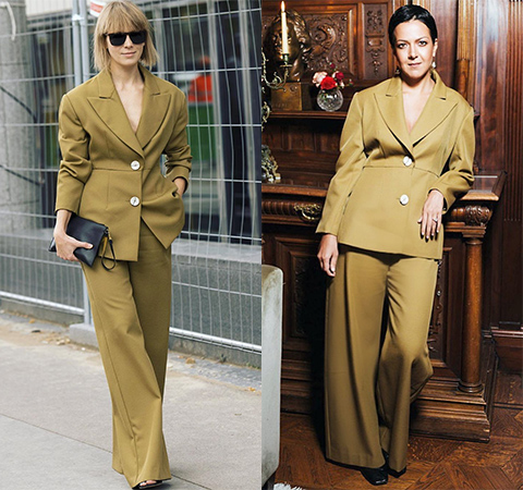 Модная битва: Вика Газинская против Ксении Чилингаровой