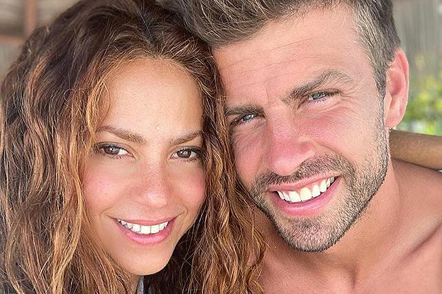 Поцелуи на берегу: Шакира и Жерар Пике отдохнули на Мальдивах