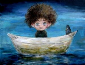 422511 original 300x228 - Ангелы Нино: живопись как паломничество в детство