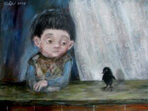 484777 586094298068495 1063355907 n 300x225 - Ангелы Нино: живопись как паломничество в детство