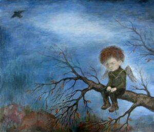 419888 original 300x258 - Ангелы Нино: живопись как паломничество в детство