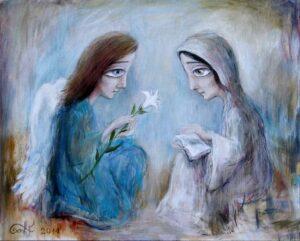 415673 original 300x241 - Ангелы Нино: живопись как паломничество в детство