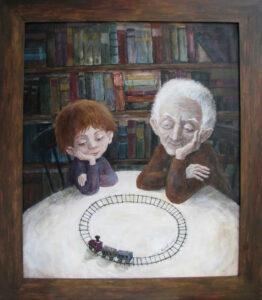 405705 original 262x300 - Ангелы Нино: живопись как паломничество в детство
