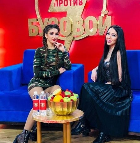 Алена Савкина считает Яну Захарову своей лучшей подругой