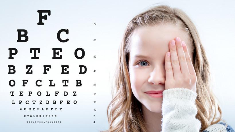 Какие простые продукты помогут улучшить зрение ребёнка.