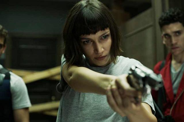 Урсула Корберо в сериале